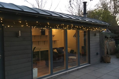 creative outdoor spaces - Dartmoor Zoo Creative Building